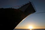 HMAS-Adelaide-alongside