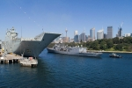 HMAS-Melbourne-final-time-in-home-port